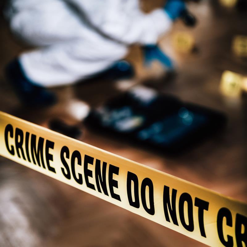 Phoenix Murder Homicide Attorney Police Murder Scene